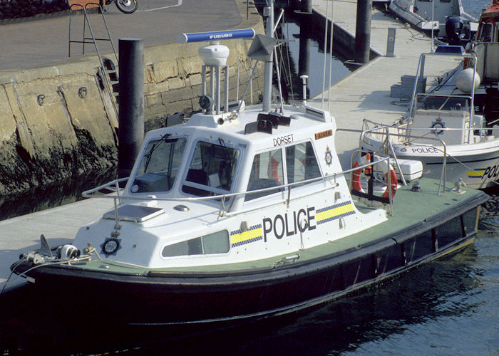Alarm pictured at Poole on 26th September 1997
