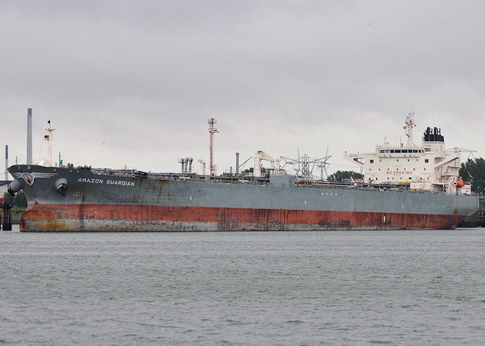 Amazon Guardian pictured in 4e Petroleumhaven, Europoort on 24th June 2012