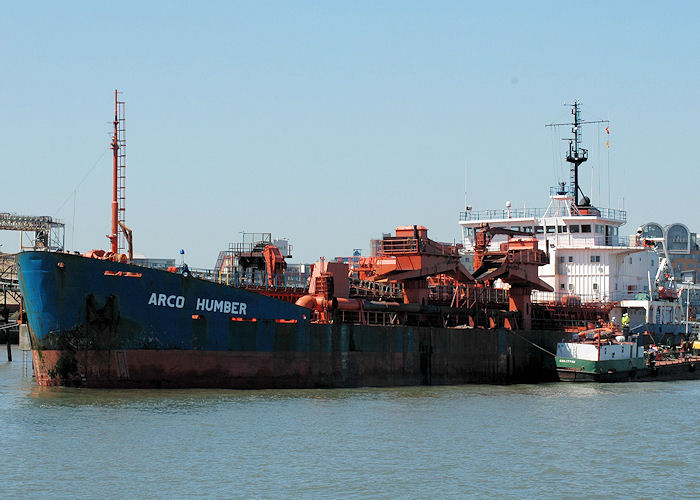 Arco Humber pictured at Charlton on 23rd May 2010