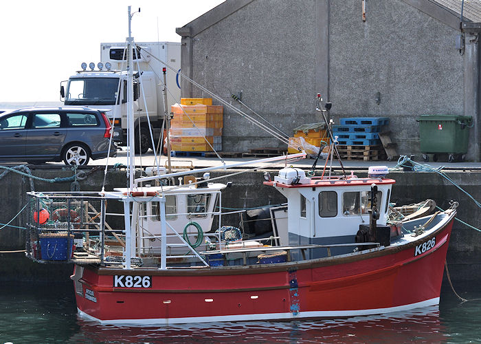Articus pictured at Stromness on 8th May 2013