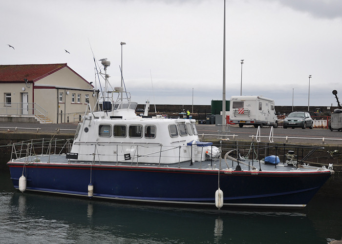 Arun Adventurer pictured at Arbroath on 13th September 2012