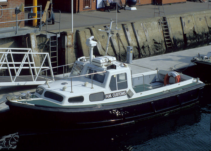 Avocet pictured at Poole on 26th September 1997