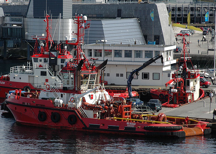 BB Ocean pictured in Stavanger on 4th May 2008