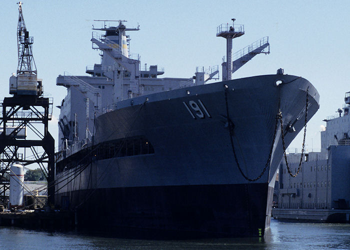 Benjamin Isherwood pictured laid up, part completed, at Norfolk on 20th September 1994
