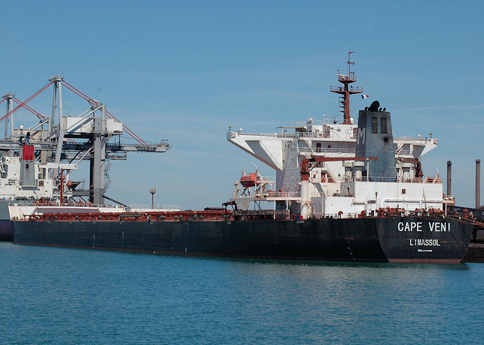 Ship photos cape veni imo9344485 - Port saint louis du rhone info ...