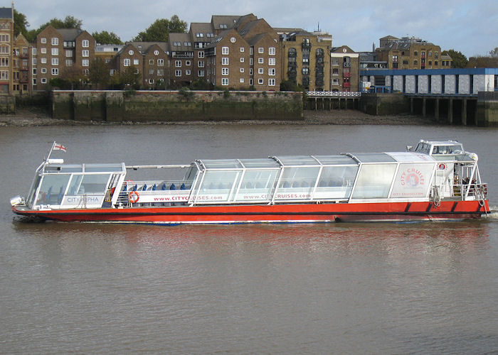 City Alpha pictured in London on 25th October 2009
