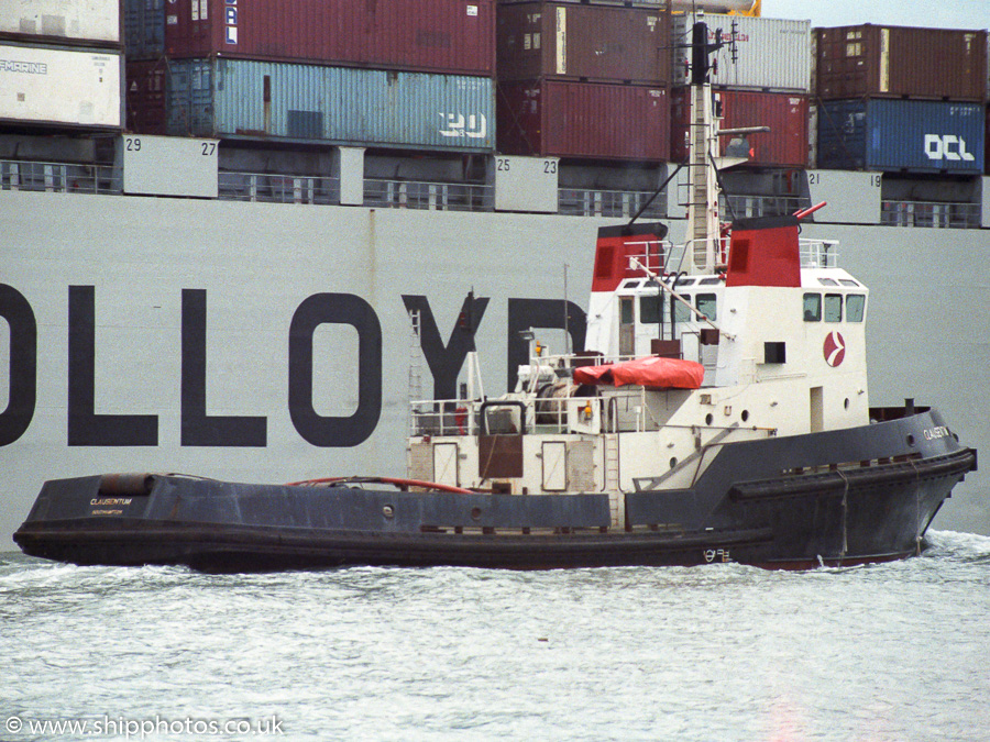 Clausentum pictured at Southampton on 10th June 1989