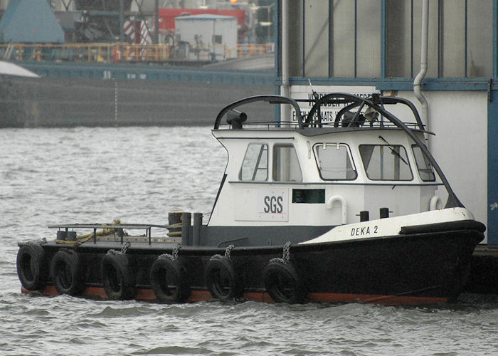 Deka 2 pictured in Botlek, Rotterdam on 20th June 2010