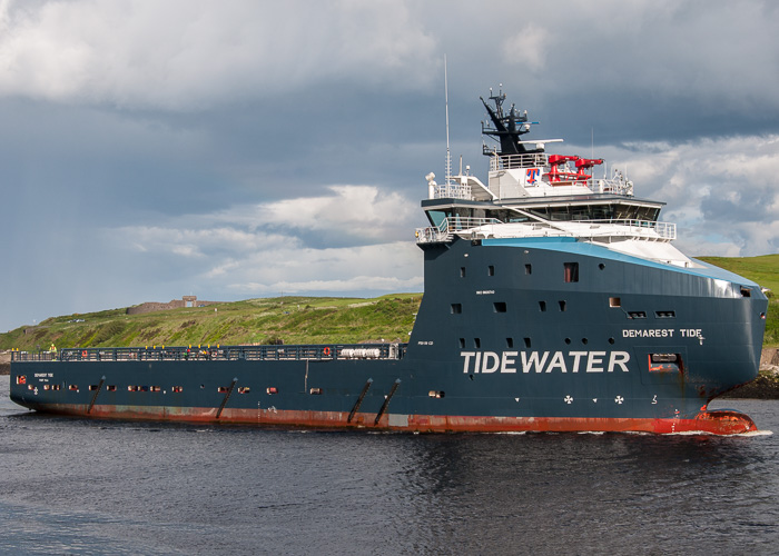 Demarest Tide pictured at Aberdeen on 11th June 2014