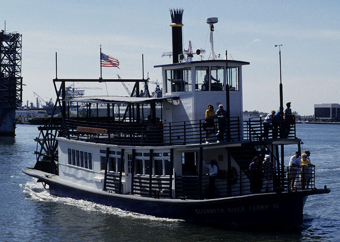 Elizabeth River Ferry III
