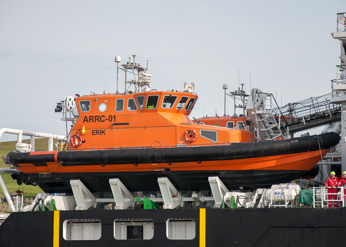 Erik pictured at Aberdeen on 3rd May 2014