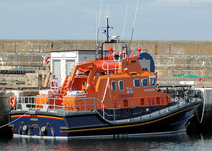 Fraser Flyer pictured at Buckie on 28th April 2011