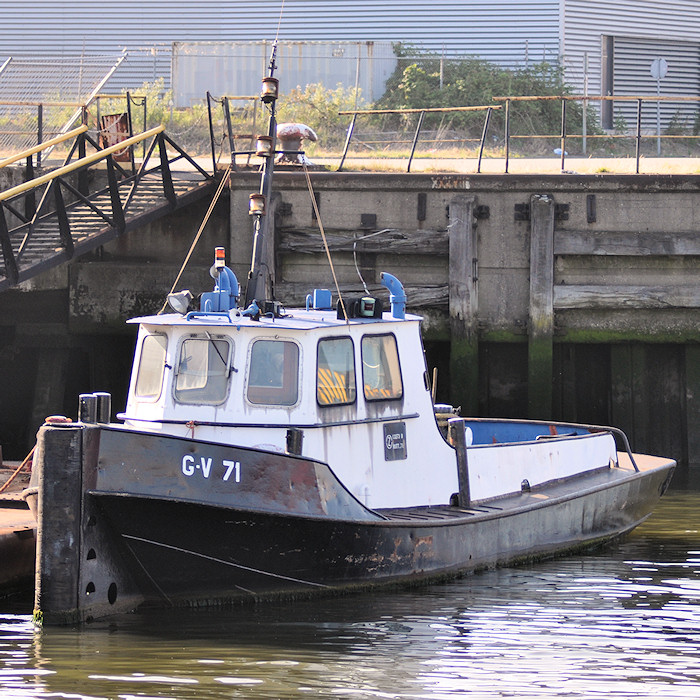 G-V 71 pictured in Wiltonhaven, Rotterdam on 26th June 2011