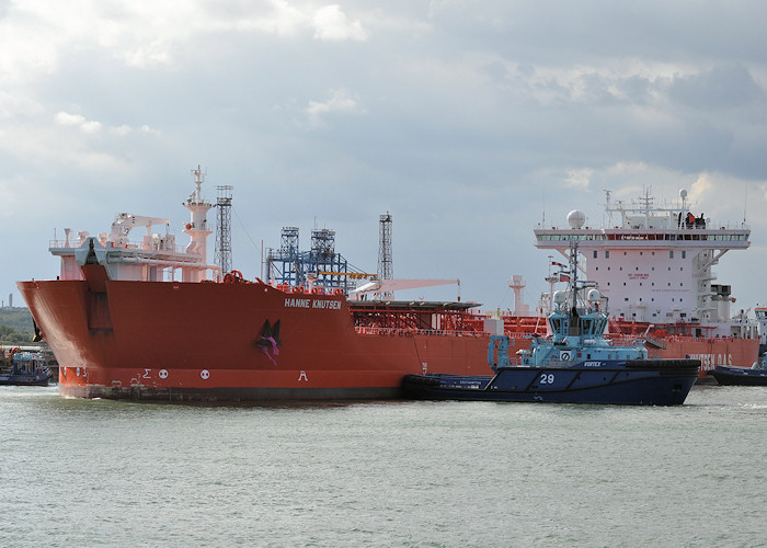 Hanne Knutsen pictured at Fawley on 6th August 2011