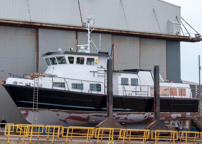 Herston Lass pictured at Macduff on 5th May 2014
