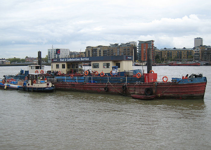 Humber Fueller pictured in London on 21st October 2009