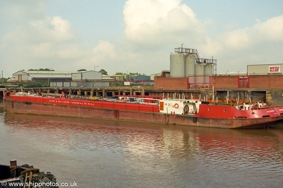Humber Pride pictured in Hull on 10th August 2002