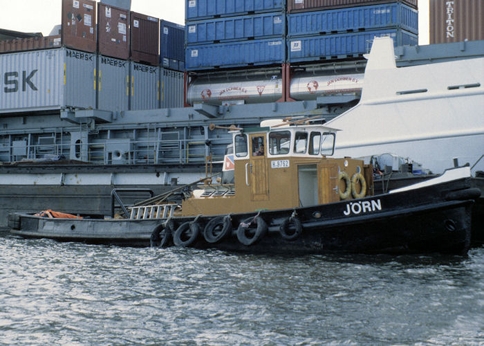 Jörn pictured at Hamburg on 9th June 1997