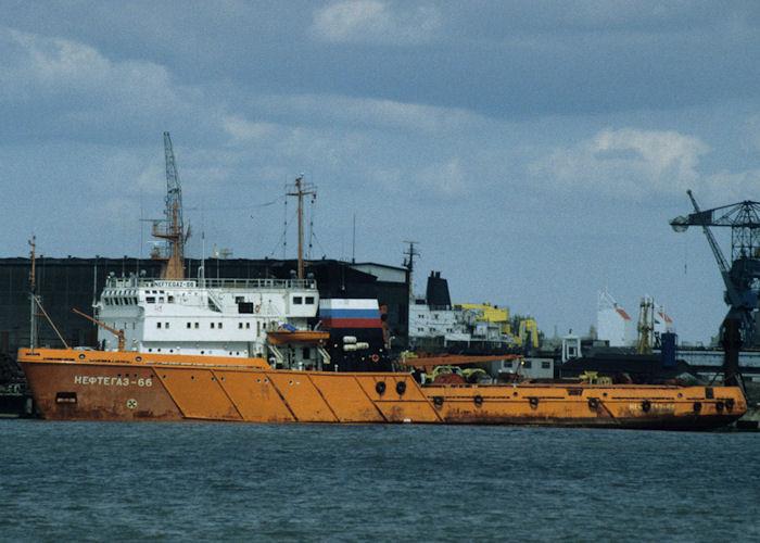 Argentina compra 4 remolcadores rusos - Página 2 Neftegaz66