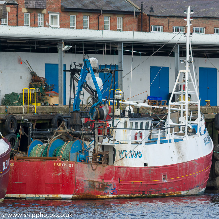 Rachael Jayne IV pictured at the Fish Quay, North Shields on 27th August 2017