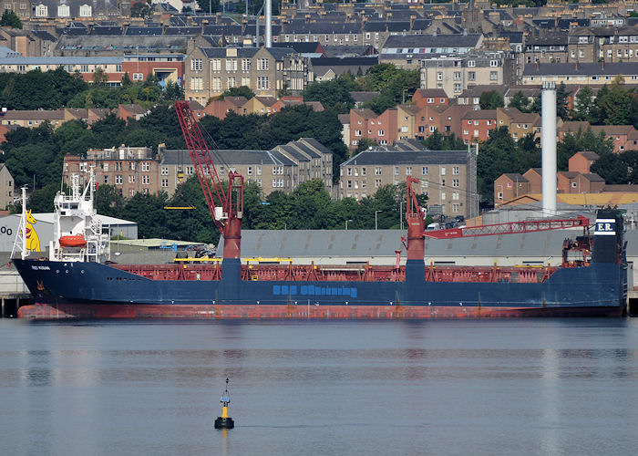 Rio Kusan pictured at Dundee on 12th September 2013
