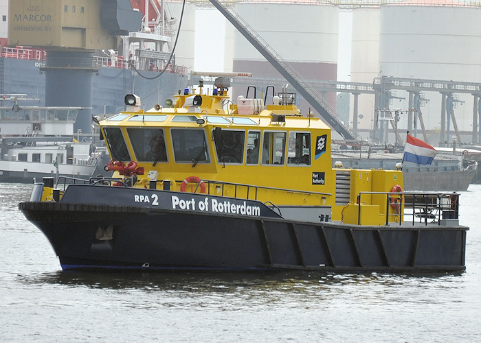 RPA 2 pictured in Botlek, Rotterdam on 26th June 2011