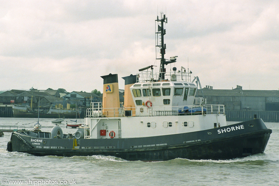 Shorne pictured at Gravesend on 16th August 2003