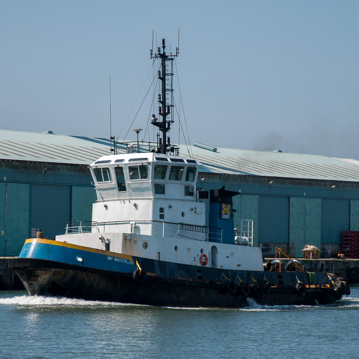 Smit Waterloo pictured at Liverpool on 31st May 2014