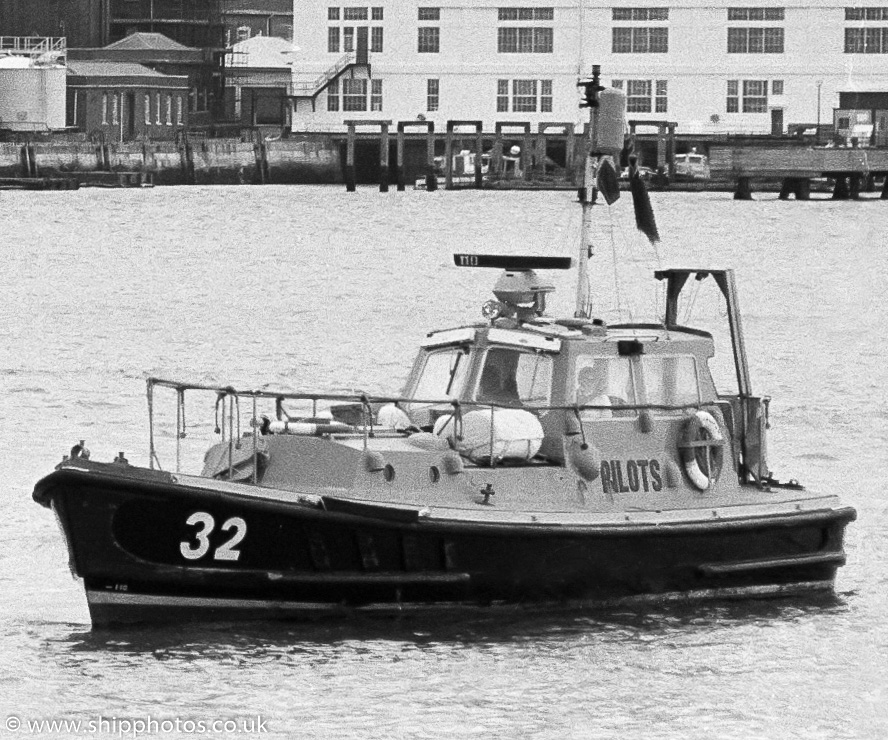 Valour pictured at Gosport on 13th May 1989